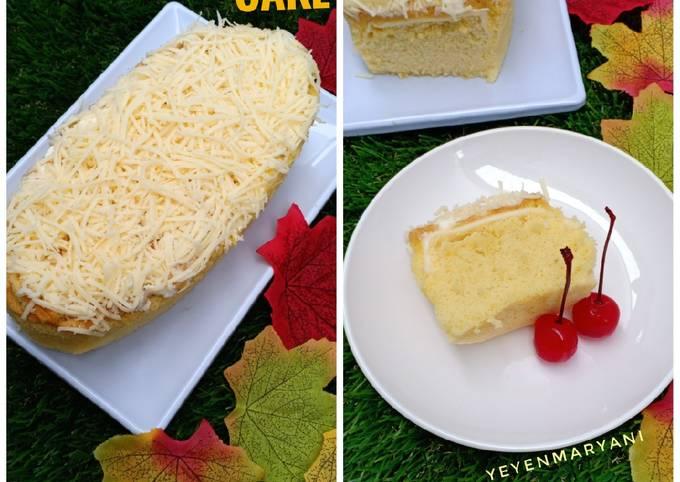 Castella Cheese Cake