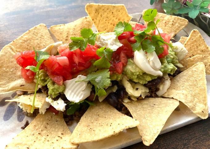 Tortilla Chips Salad