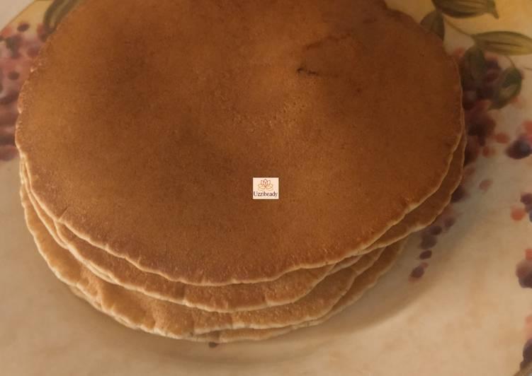 Cinammon pancakes