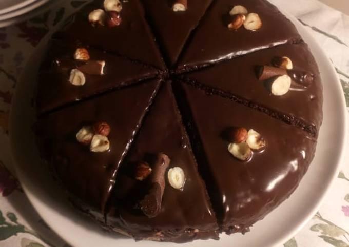 Lele's Ice-cream chocolate cake