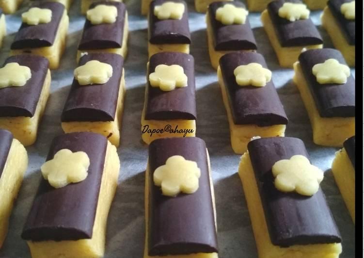 76. Chocostick Cookies