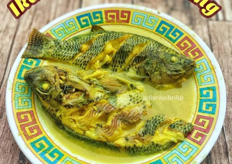 Ikan Nila Kuah Kuning