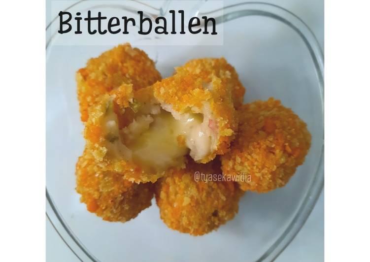 Resep Bitterballen / Bomb Brulee Anti Gagal