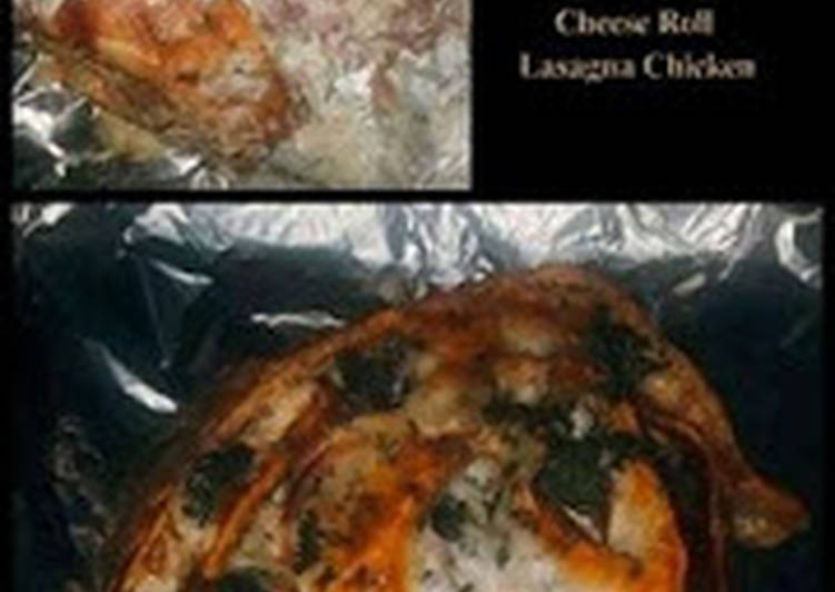 Resep Cheese Roll Lasagna Chicken Favorit