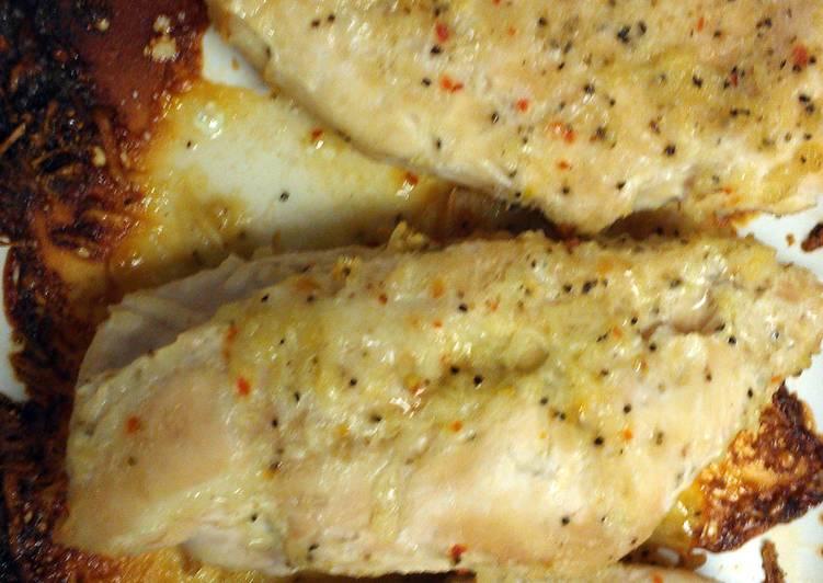 Recipe: Delicious Parmesan Chicken