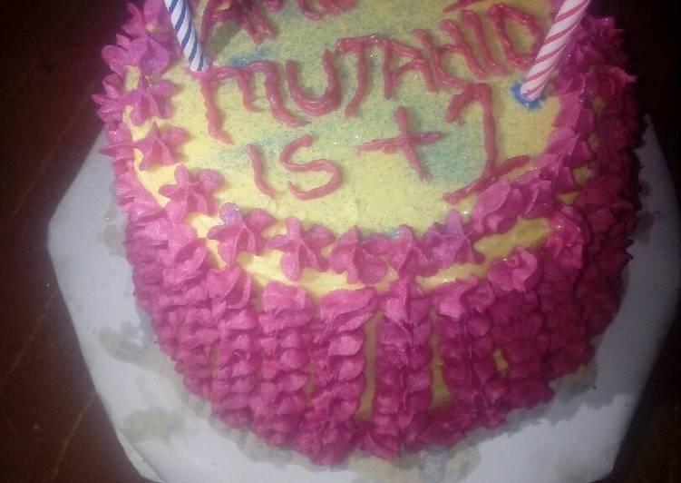Birthday cake#team6cake