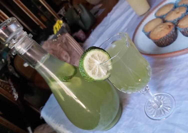 Steps to Prepare Perfect Cucumber lemonade 🥒