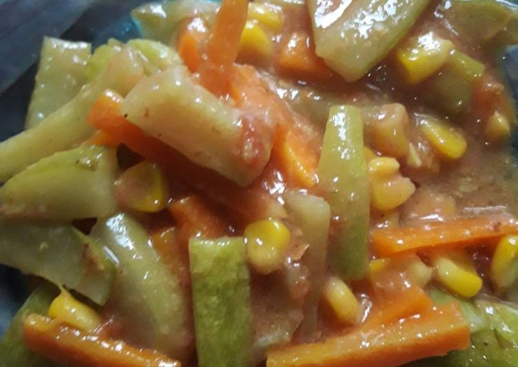 acar-timun-wortel