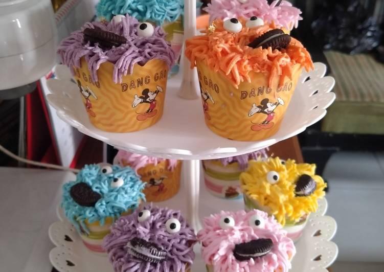cupcake-karakter-elmo