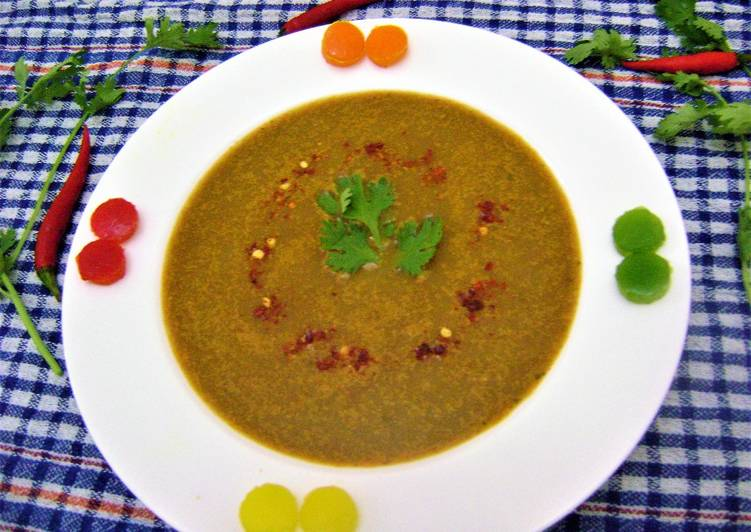 Rajma (Red Kidney Beans) Soup