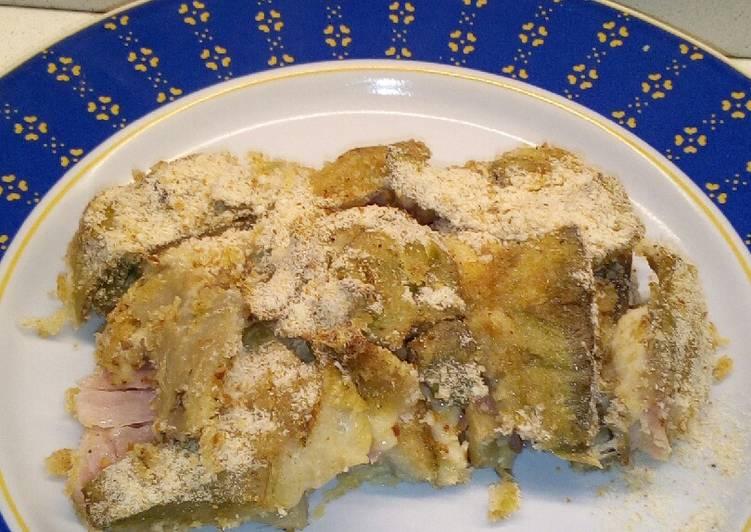 Ricetta Timballo di Carciofi Siciliani Bio