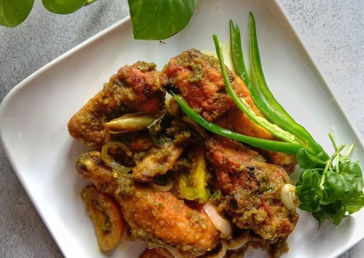 Ayam sambal hijau - velavinkabakery.com