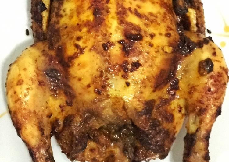 Ayam Oven Bumbu Powder