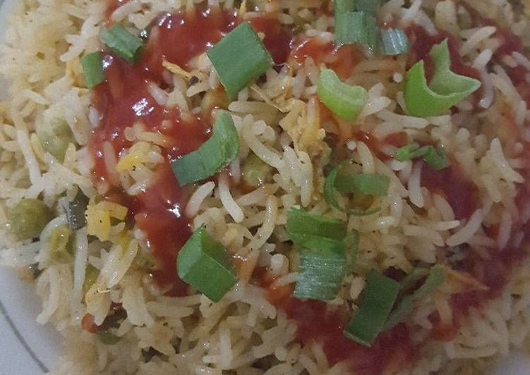 Easiest Way to Prepare Quick Fried rice