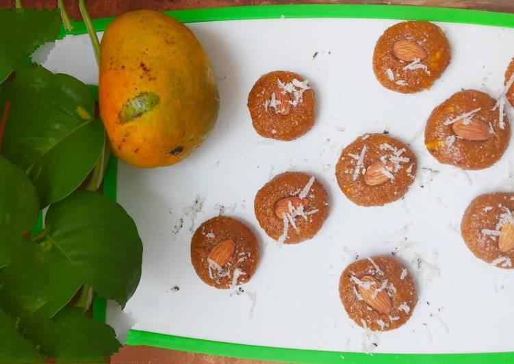 Mango Mawa peda