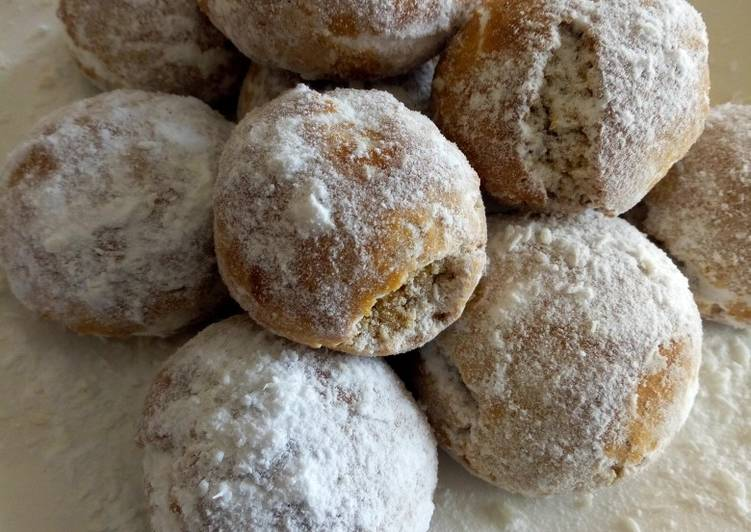 Mexican cookies/snowball cookies