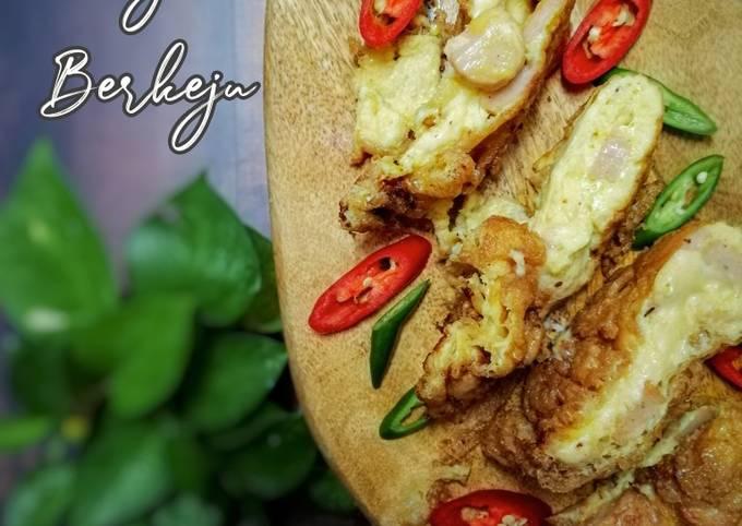 Omelette Sosej Berkeju