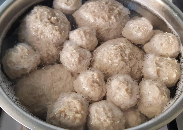 Meatballs (Bakso)