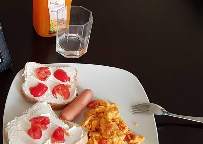 Breakfast for 1