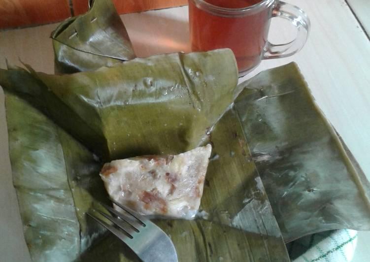 Resep Nagasari roti tawar Terbaik