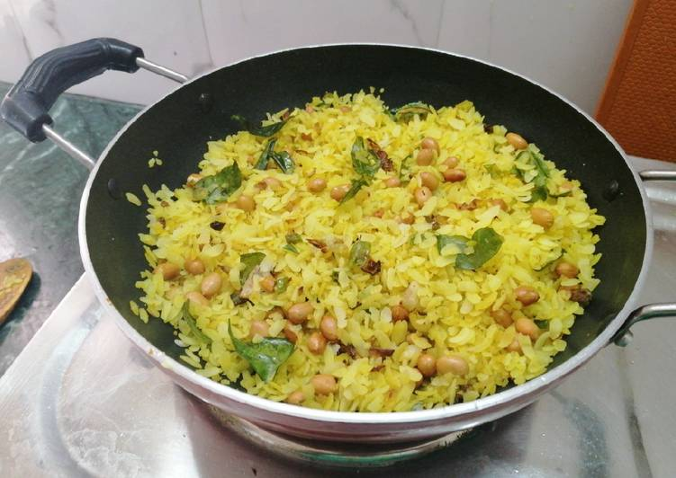 Masala Poha - Laurie G Edwards