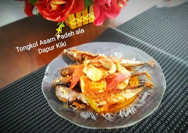 Tongkol Asam Padeh