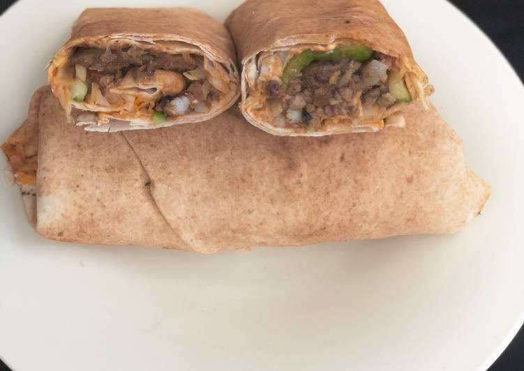 Spicy shawarma 🌶 🌯