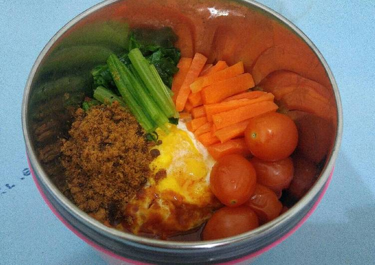 How to Make Speedy Bibimbap (Kost'made)