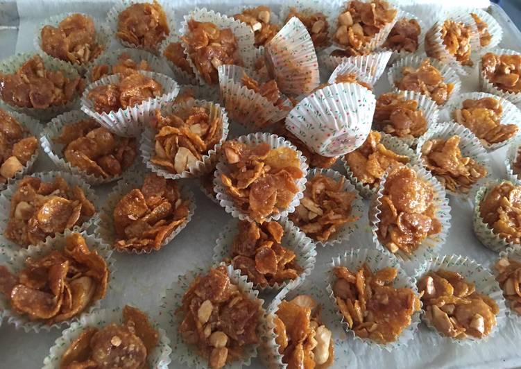 Cornflake clusters