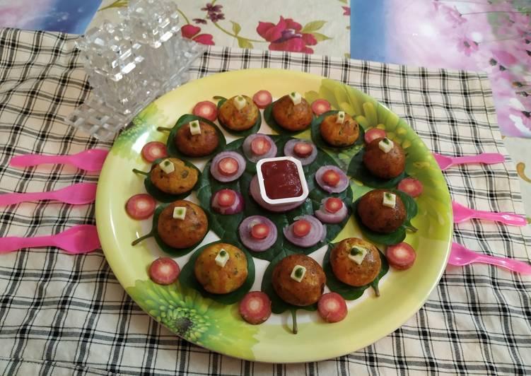 Try Using Food to Boost Your Mood Multigrain veg Paniyaram