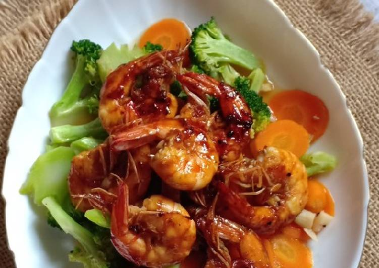 Seafood Vegetable Mama