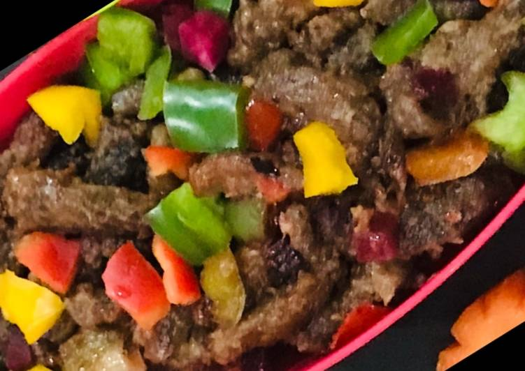 Whosayna's Beef Chilli Dry, Help Your To Be Healthy And Strong with The Right Foods