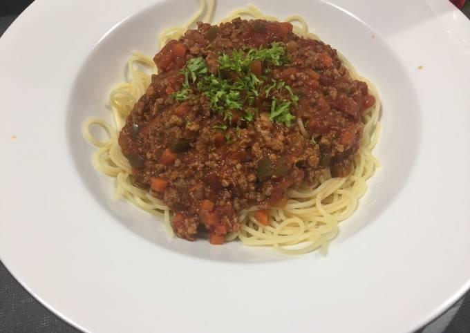 How to Prepare Yummy Spaghetti Bolognese