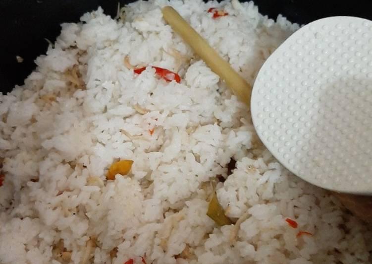 Nasi Liwet Sunda - cookandrecipe.com