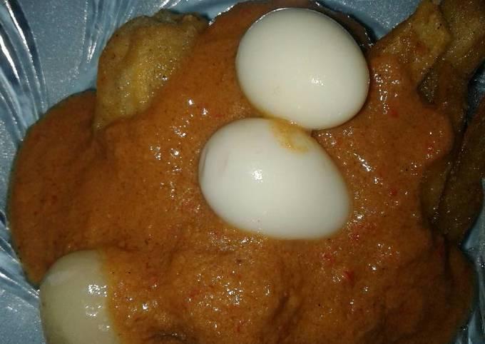 Langkah-Langkah Memasak Cilok telur puyuh ulala yang Lezat Sekali