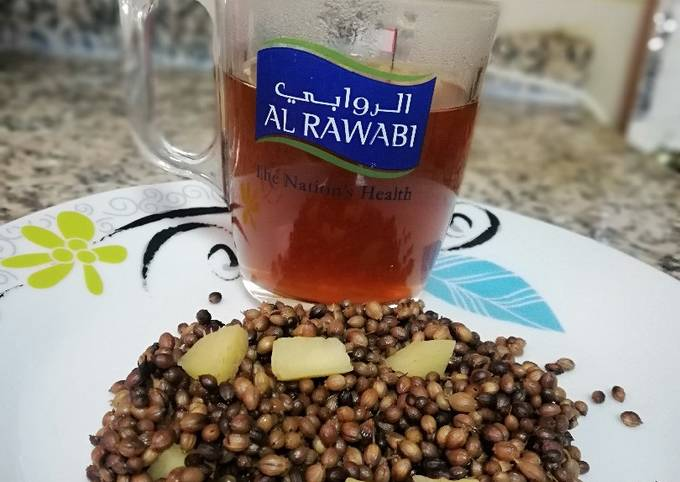 Nice Hot Drink(good for cold & flu