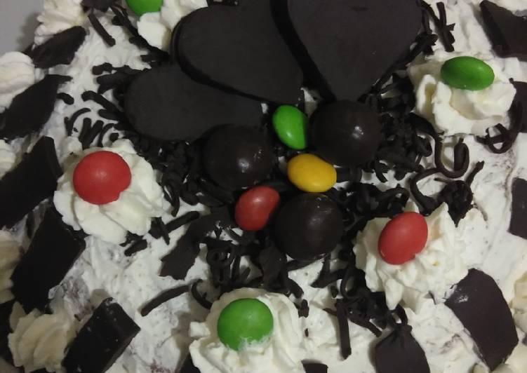 Resep Kue tart asal jadi Top