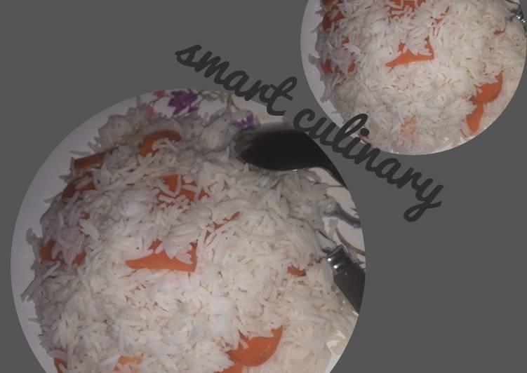 Recipe of Homemade Shinkafar kwakwa/coconut rice