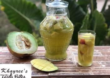 How to Prepare Yummy Tropical sangria