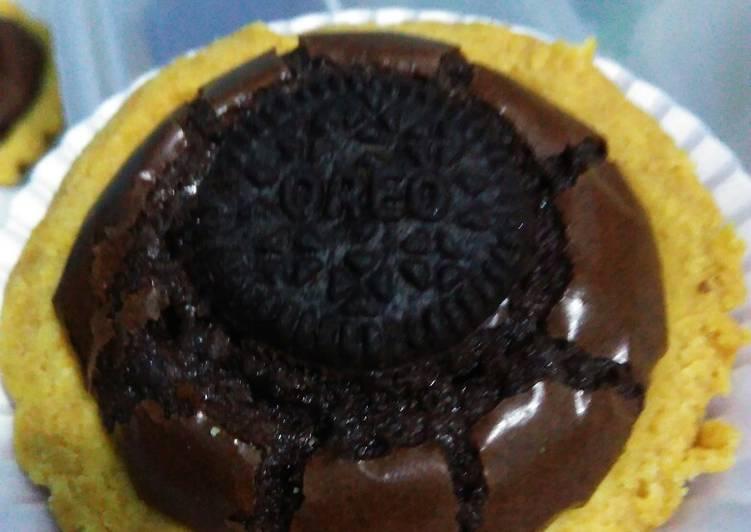 Pie brownis