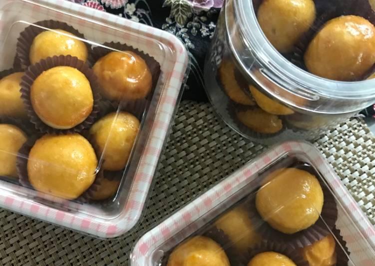 Nastar Lumer- Pineapple Cookies