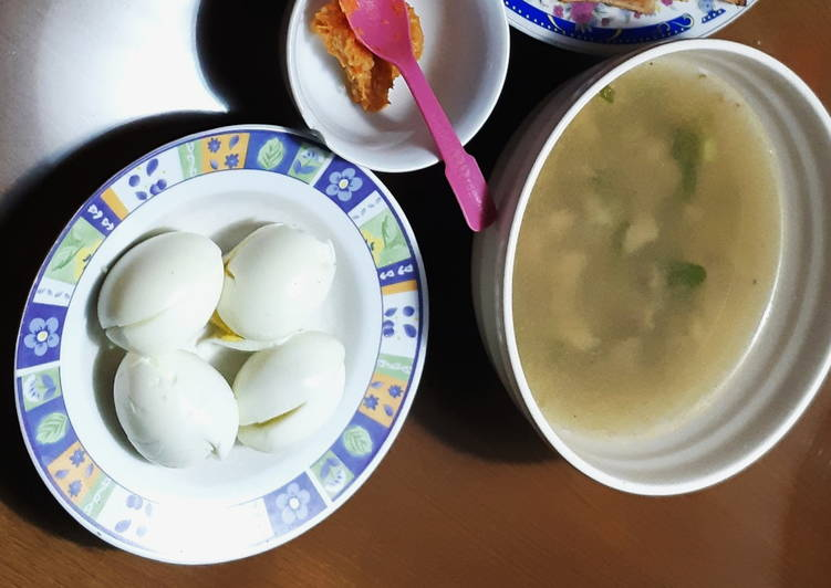 Soto Sulung Daging Sapi