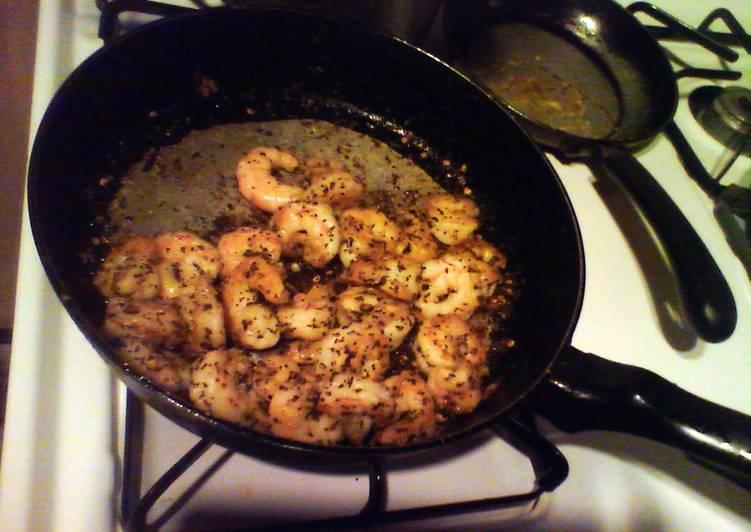 Sautèed Shrimp
