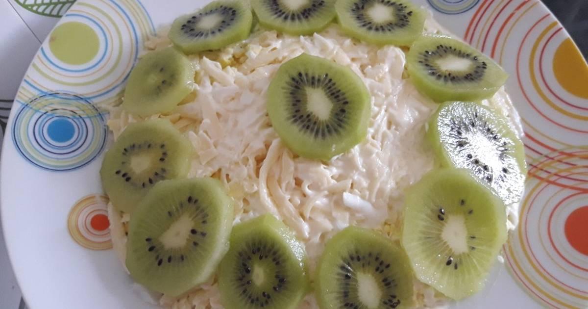 образованием салат африка рецепт с фото зифы