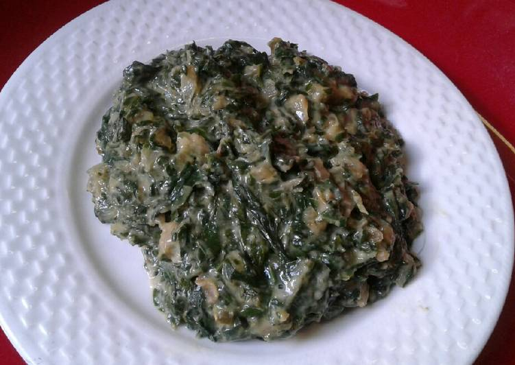 Step-by-Step Guide to Make Perfect Creamy spinach