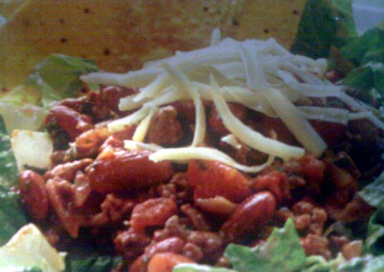 tex ~ mex taco salad
