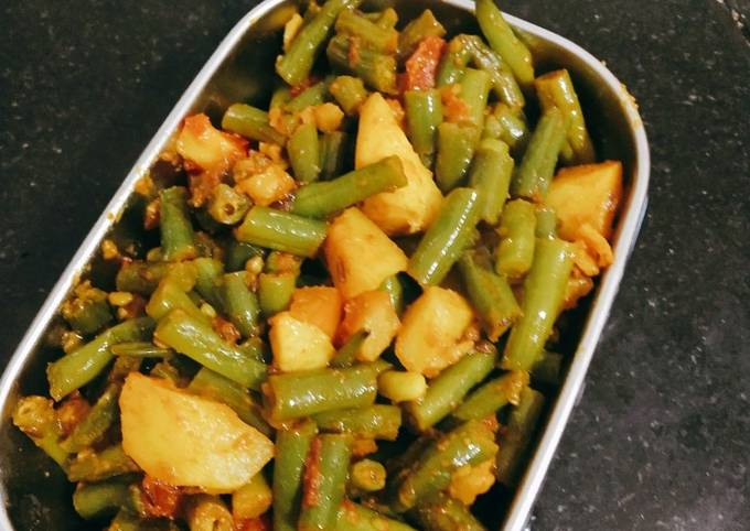 French Beans Fry