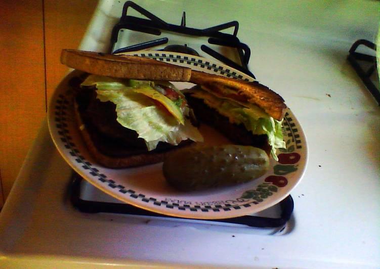 Good Burger Sandwich
