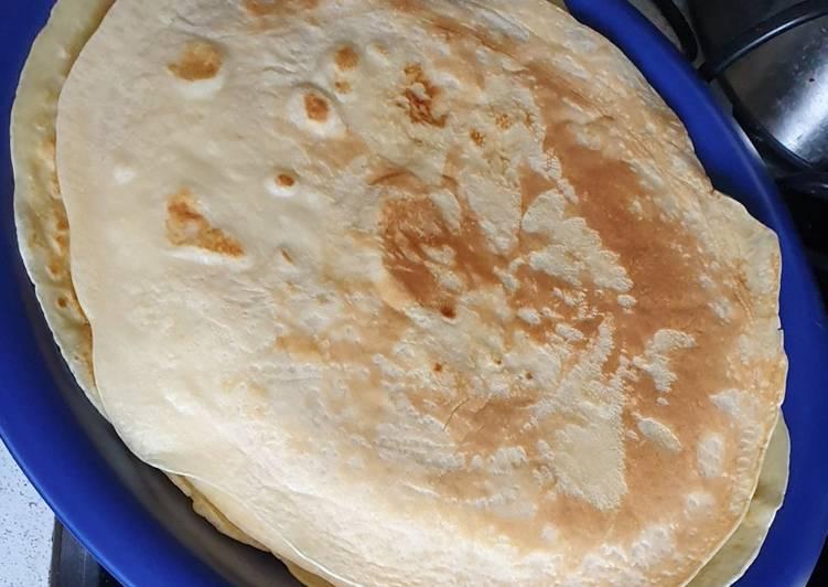 Resep Pffankuchen (Pancake ala Jerman) Paling Top