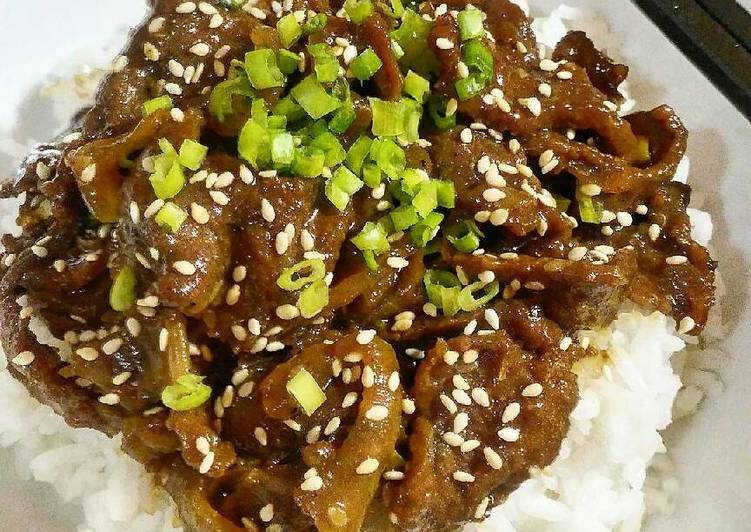 Resep Korean beef bulgogi oleh Adelia Sharfina - Cookpad